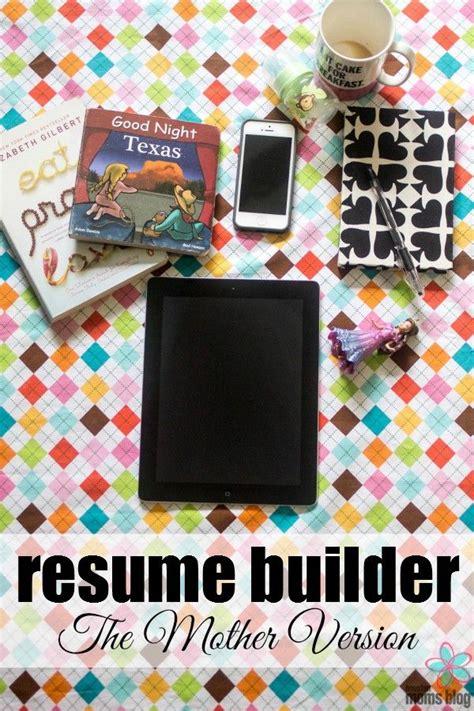 resume builder the version houston