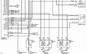 Mercedes C180 W202 Wiring Diagram