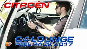 Citro U00ebn C4 Lounge Feel Pack Test - Routi U00e8re