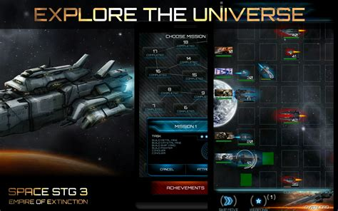 space stg galactic strategy android apk mods