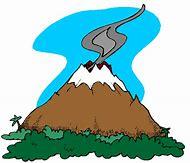 Volcano Clip Art