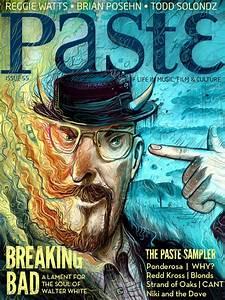 Heisenberg Chronicles • Paste Magazine cover illustration ...