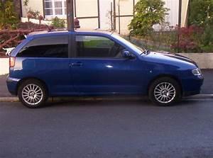 Seat Ibiza Bleu : troc echange seat ibiza tdi 90cv clim 2002 bleu nuit ou ~ Gottalentnigeria.com Avis de Voitures