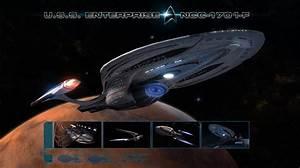 Odyssey-class Starship (Star Trek Online) Minecraft Project