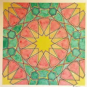 #geometry #symmetry #islamic #pattern #wallpaper #math # ...