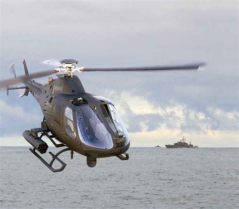 The UK Rotary-Wing Unmanned Air System Takes-Off - Indian ...