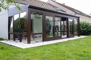Cout D Une Pergola : prix d une veranda 20m2 canap design pour prix moyen d ~ Premium-room.com Idées de Décoration