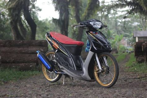 Modifikasi Mio Thailook by Modifikasi Mio Thailook For Android Apk