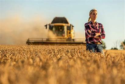 Healthy Woman Cultivate Farms Ag Combine Careers