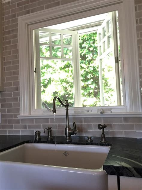 Kitchen Sink Grids by Marvin Ultimate French Casement Window