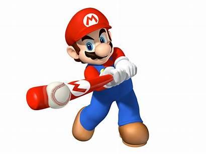 Mario Superstar Baseball Render Promo 2005 E3