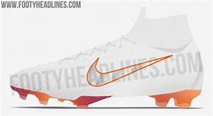 Nike Mercurial Superfly VI 360 2018 World Cup Boots Leaked ...