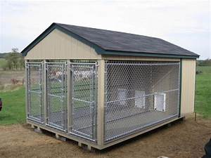 17 best images about dog kennels on pinterest storage With 20x20 dog pen