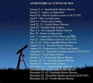 Astronomy Events 2014 - Pics about space
