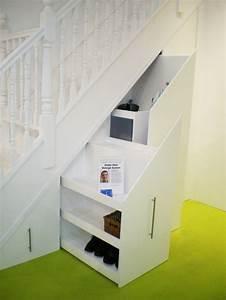 Aménagement Sous Escalier : am nagement placard sous escalier 24 id es astucieuses ~ Preciouscoupons.com Idées de Décoration
