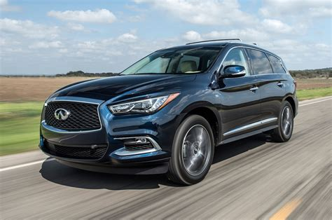 2017 Infiniti QX60 Reviews and Rating | Motor Trend Canada