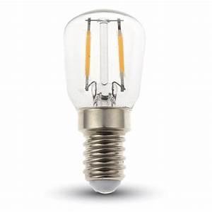 Leuchtmittel Led E14 : led filament leuchtmittel in birnenform e14 2 watt 180lumen wohnlicht ~ Eleganceandgraceweddings.com Haus und Dekorationen