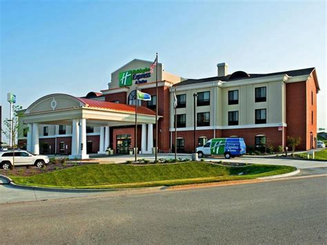 Hot Promo 75% [OFF] Holiday Inn Express And Suites Morton Peoria Area Hotel