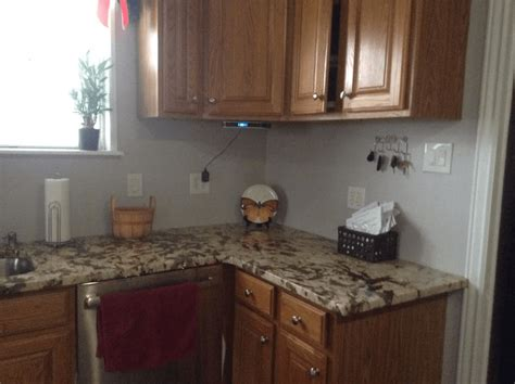national treasure granite kitchen project details