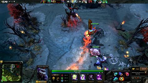 dota 2 witch doctor support gameplay 5 5 multiplayer youtube