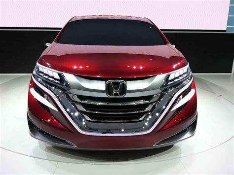 Honda 20192020 Honda Odyssey Rear View  The Anticipated