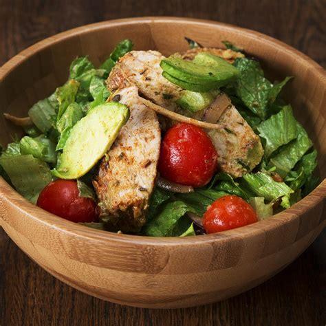 cajun style chicken salad recipe  tasty