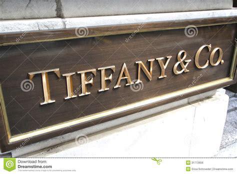 Tiffany & Co. Jewelry Store Editorial Photo Custom Jewelry Repair Near Me Reno Safe Showcases Etobicoke Mike's Utah Hip Hop Etsy Sunflower