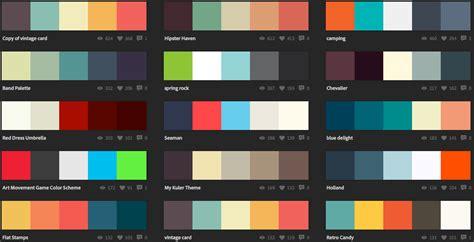 equipement cuisine commercial les outils pour choisir sa palette de couleur picadilist