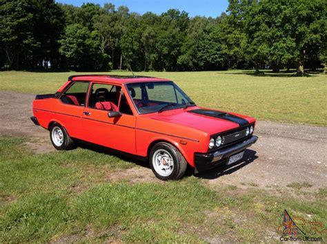 Fiat 131 Abarth For Sale by 1978 Fiat 131 2 0lt Racing Rhd Rust Free Exle Abarth