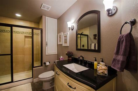 Finished Bathroom Ideas by Basement Bathroom Ideas With Spacious Room Designs Amaza
