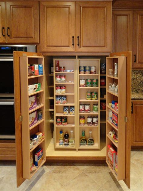 Re Imagining The Kitchen Pantry Cabinet Mother Hubbards