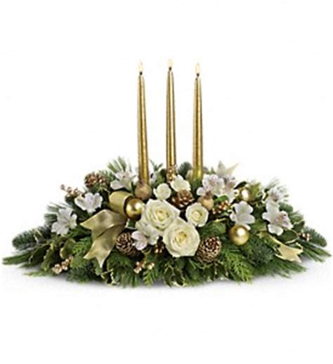 royal christmas centerpiece t131 3a in naperville and