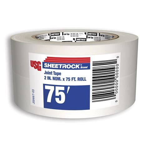 Sheetrock 75 Ft Drywall Joint Tape 380041380041 The