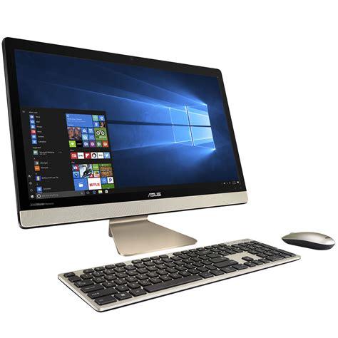ordinateur pc de bureau asus vivo aio v221icuk ba037t pc de bureau asus sur ldlc com