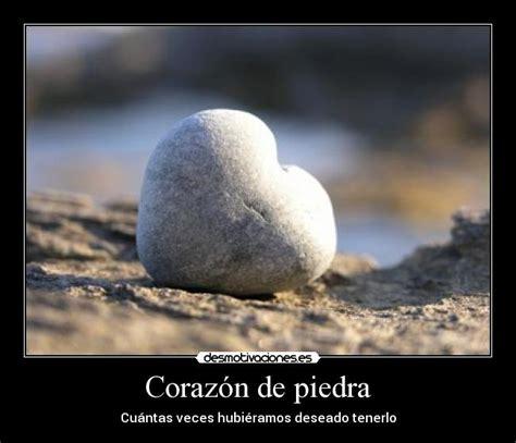 Corazón de piedra Desmotivaciones