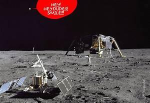 NASA to Take Photos of Lunar Landing Sites, End Conspiracy ...