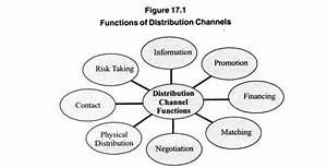 Distribution Channel  Functions And Levels  With Diagram