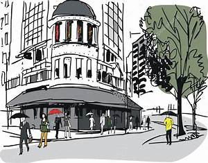 Hotel Building Cartoon | www.pixshark.com - Images ...