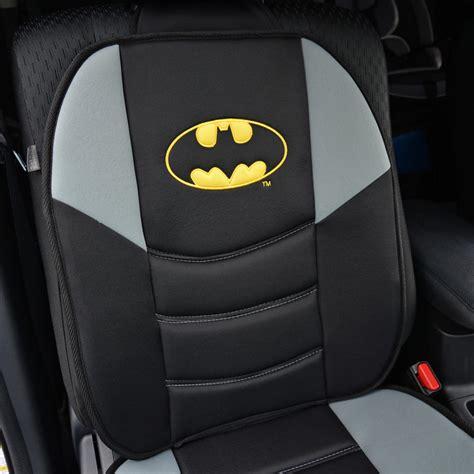 pair batman seat cushions pc padded massage car auto home