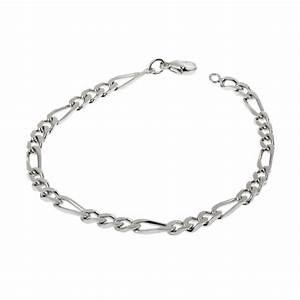achat bracelet mixte argent 93 g le manege a bijouxr With robe de cocktail combiné avec bracelet maille argent