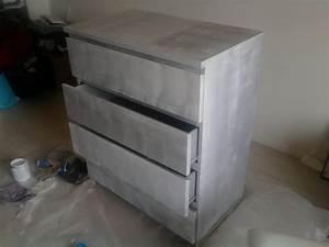 Commode À Peindre : relooker un meuble ikea malm ~ Carolinahurricanesstore.com Idées de Décoration
