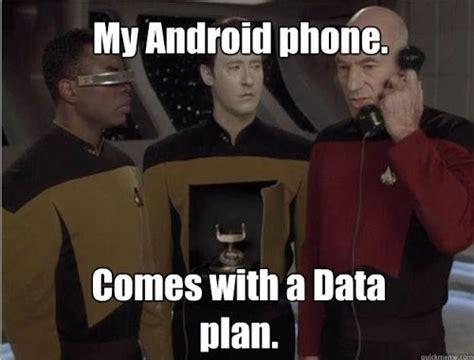 Data Star Trek Meme - what s a pet name you hate being cake askwomen