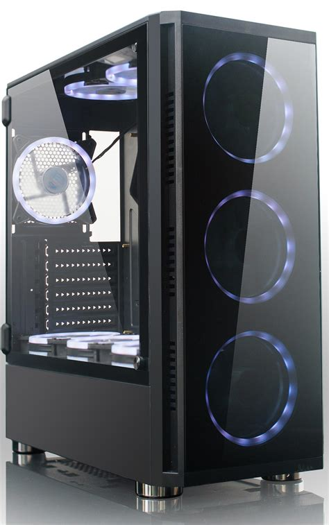 china  sale atx gaming pc casecomputer case  rgb