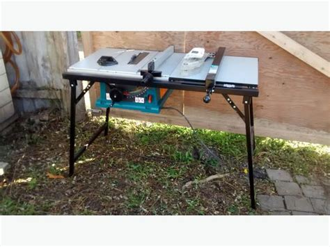 makita 2703 table saw with stand victoria city victoria