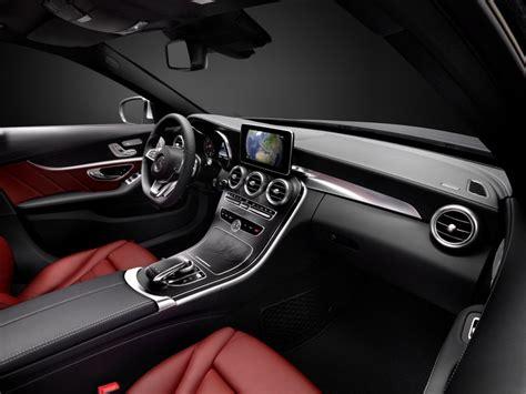 l int 233 rieur de la future mercedes classe c d 233 voil 233 petites observations automobiles poa