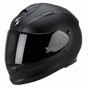 Casque De Moto : casque scorpion exo exo 510 air solid mat casque int gral ~ Medecine-chirurgie-esthetiques.com Avis de Voitures