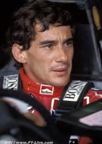 """... or else nothing. That means: you race or you do not. """" -Ayrton Senna Senna"""