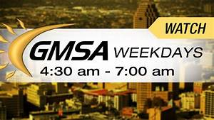 Watch GMSA every morning for the latest news, traffic and...