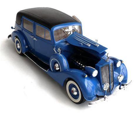 packard formal sedan  cylinder
