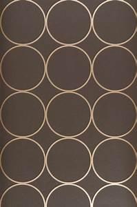 Tapete Geometrische Muster : calypso private spaces tapeten geometrische tapete und tapeten der 70er ~ Frokenaadalensverden.com Haus und Dekorationen